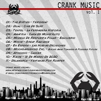 Crack Music Vol 1. La grandeza de los VICIOS