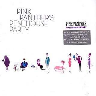 PINK PANTHER'S PENTHOUSE PARTY. La grandeza de los VICIOS