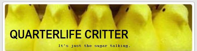 Quarterlife Critter