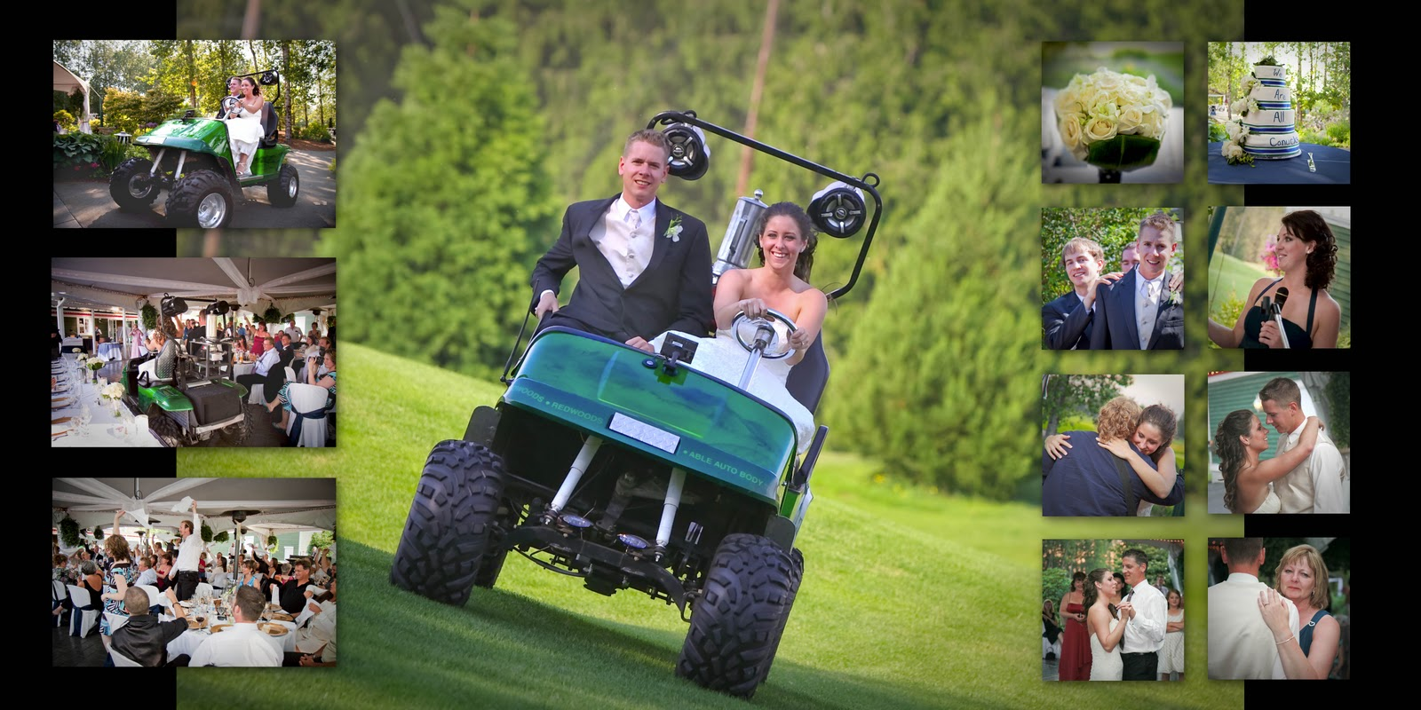 Iconic Vancouver Wedding Photography Redwoods Golf Course Wedding Fort Langley