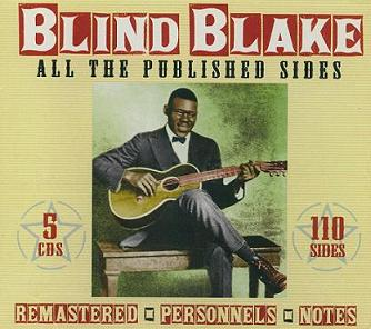 Hard Luck Child S Juke Joint Blind Blake And His Guitar