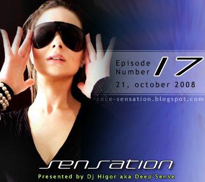 Dj Higor - Trance Sensation episode 17 Ep17
