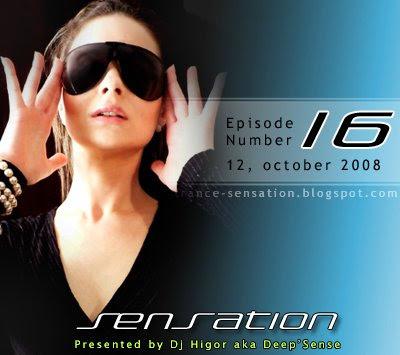 TRANCE SENSATION Episode number 16 Ep16