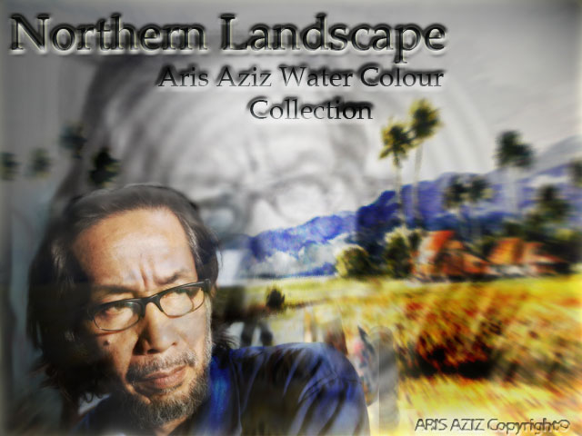 Aris Aziz Water Colour Collection