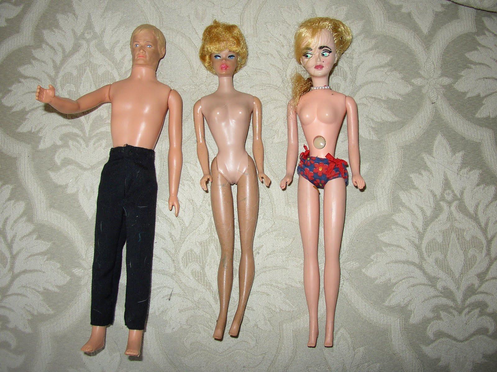 Oldie barbie