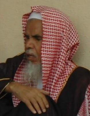 Sheikh Abdulrahman al Barrak