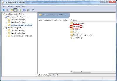 Cara Mempercepat Koneksi Internet Pada Windows 7