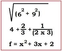 Menghitung Operasi Bilangan Matematika Dengan Cepat dan Mudah