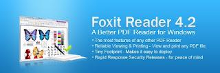Mempelajari Foxit Reader Versi 4.2