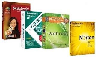 Top 10 Antivirus 2011
