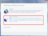 Membangun Dual Boot Windows XP dan Windows 7