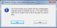 Instal & Setting Radmin 3.4 di Windows 7