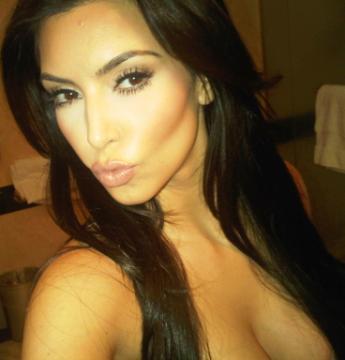 kim kardashian twitter bikini photo. kim kardashian twitter pic