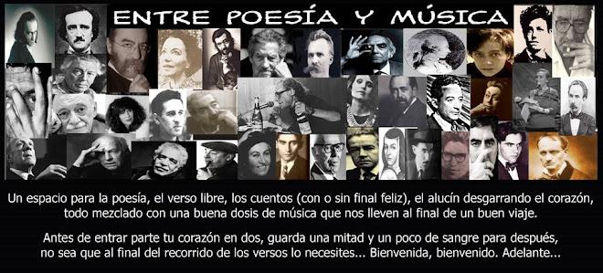 Entre  Poesia  y  Música