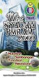 kempen menjayakan Misi Dana Apartment PMRAM