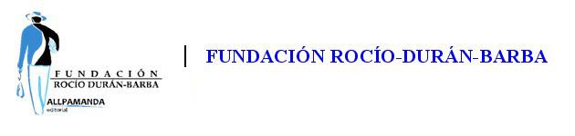 Fundacion Rocio Duran-Barba