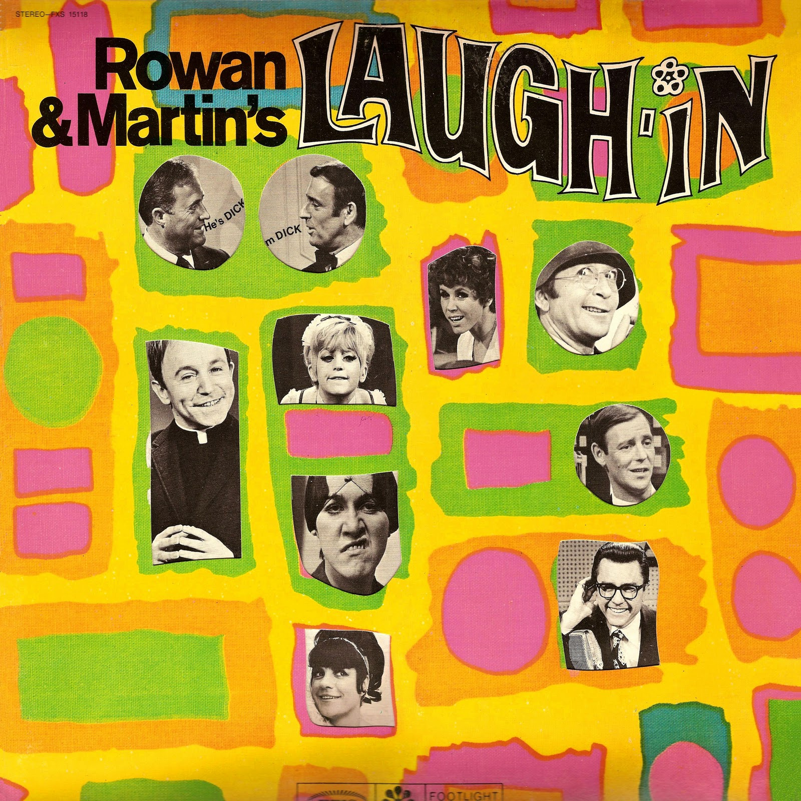 Dick Martin Laugh In 47