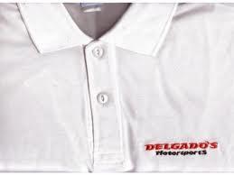 Camisas personalizadas com bordado