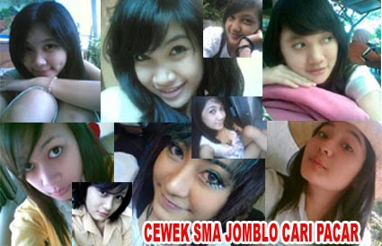 cewek jomblo cantik butuh cowok