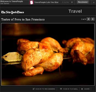 News inkanatura travel food of the andes by the golden gate for American cuisine in san francisco