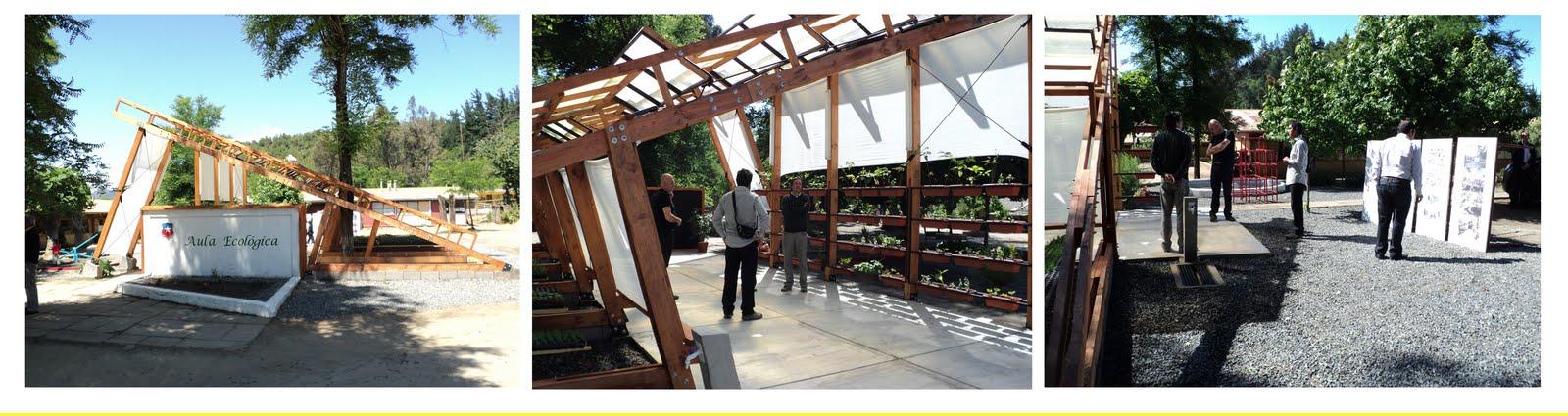 Aula ecologica potrero grande for Viveros en curico