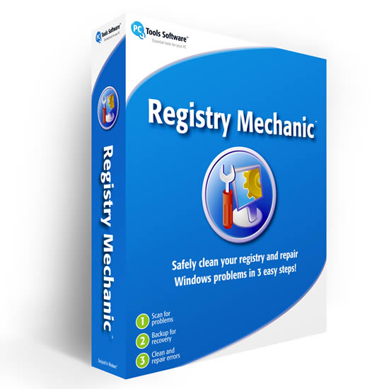 PCTools Registry Mechanic v9.0.0+Crack [ kk ]