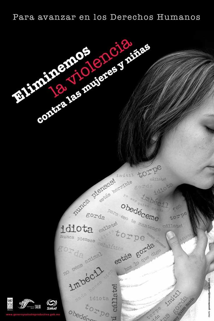 Elimina La Violencia Contras Las Mujeres y Niñas