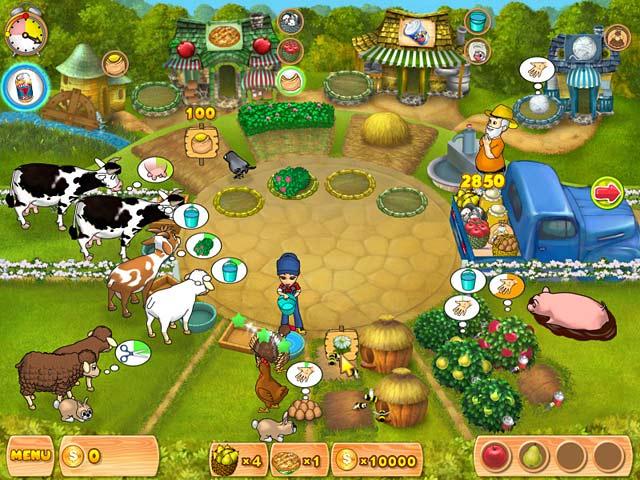 Köy Hayatı Yönetimi Oyunu