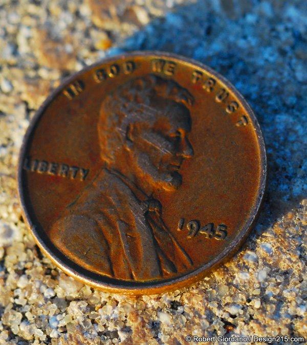 1945 Penny