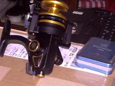 IN STOCK Penn 4400SS Skirted Spools Black & Gold (2nd like new Great Condition) lihat senarai
