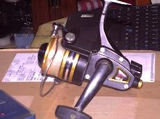 IN STOCK Penn 4500 SS Skirted Spools Black & Gold (2nd like new Great Condition) lihat senarai
