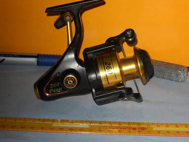 PENN SLAMMER 290 Limited Edition USA - 2nd GREAT Cond. RM550