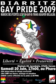 2009-06-20 . Miarritze &gt; GAY PRIDE