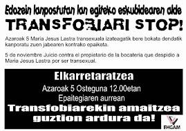 2009-11-05 . ELKARRETARATZEA GASTEIZEN