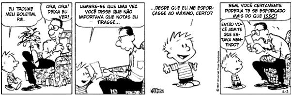 EM RELA    O    S TIRAS ABAIXO RESPONDA