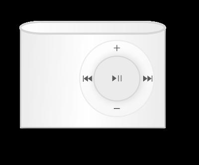 iPod Shuffle/ 繪圖:小泉