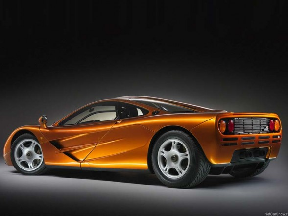 mclaren f1 wallpaper. Orange McLaren F1 Wallpapers