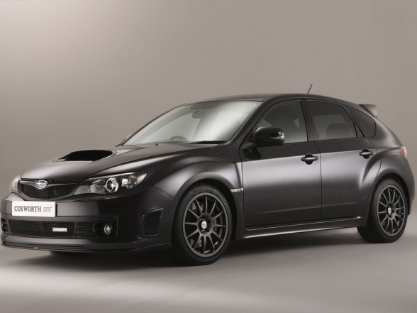 subaru sti 2011 interior. Subaru Impreza Cosworth STI