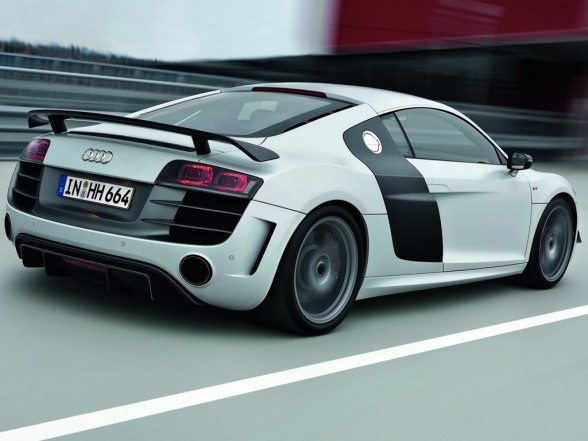 Audi R8 GT 2011 Luxury Sport Photo