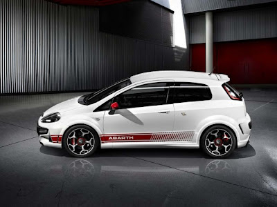Fiat Punto Evo Abarth Sporty