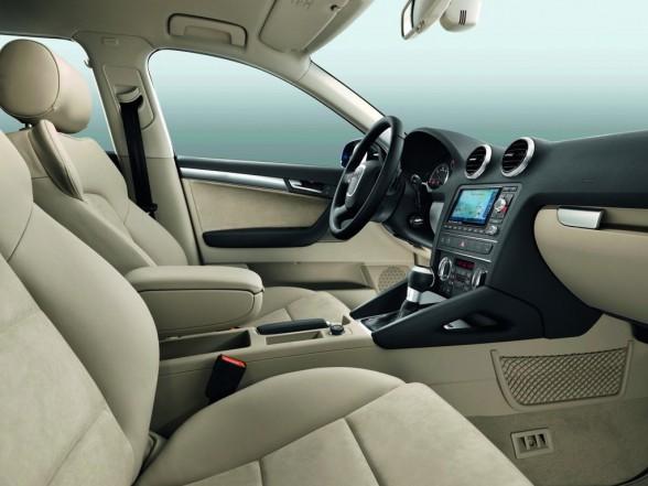 Audi S3 Interior. dresses 2009 Audi S3 Sportback