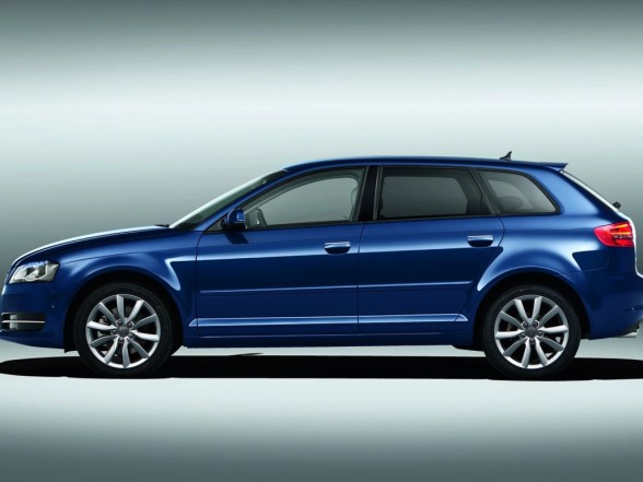 2011 Audi A3 Sportback Photo