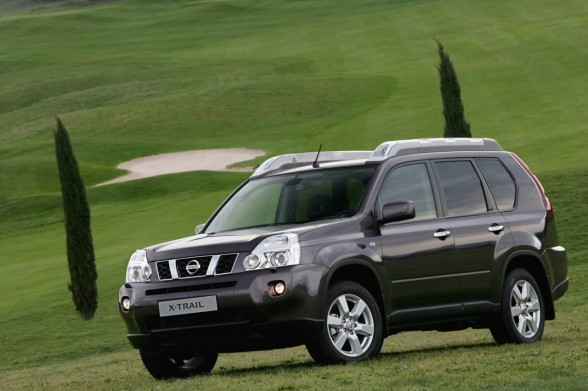 Nissan X Trail 2011 Interior. 2011 Nissan X-Trail Wallpaper