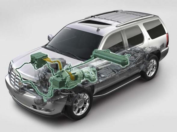 2014 cadillac escalade. 2009 Cadillac Escalade Hybrid