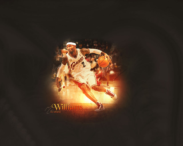 cavaliers wallpaper. Mo Williams Wallpaper