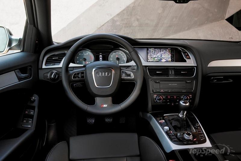2010 Audi S4 Interior. 2011 Audi S4 Interior