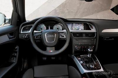 2011 Audi S4 Interior