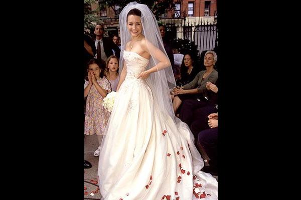 Свадьба шарлотт и трея серия