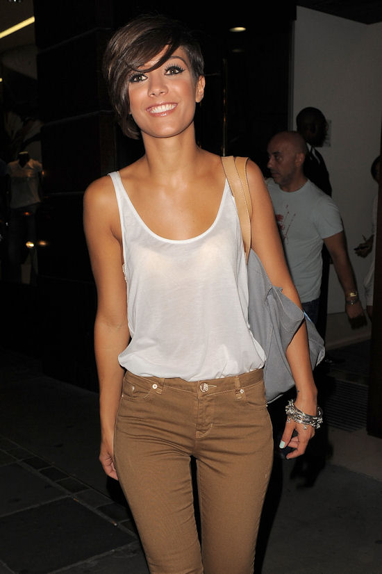 frankie sandford the saturdays. BBQ Sauce and Frankie from the