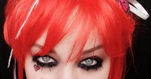 Jangsara S Makeup Tutorials Emilie Autumn Inspired